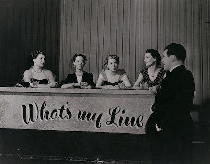 Jill Craigie; Marghanita Laski; Joy-Frederike Victoria Adamson; Elizabeth Allan and Eamonn Andrews