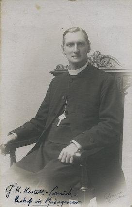 George Kestell Kestell-Cornish