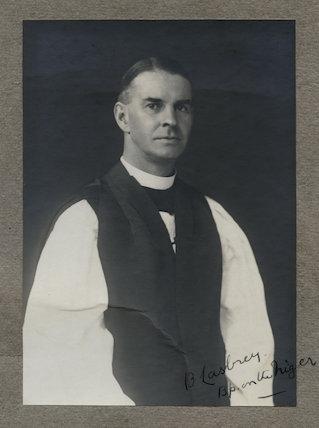 Bertram Lasbrey