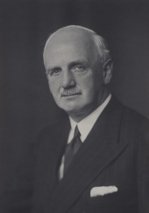 Sir (David) Gordon Ferguson