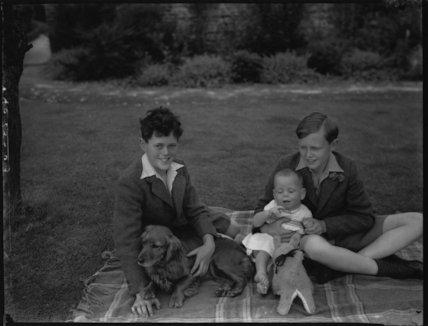 Vincent Archibald Patrick Cronin; Andrew Cronin; (Robert Francis) Patrick Cronin