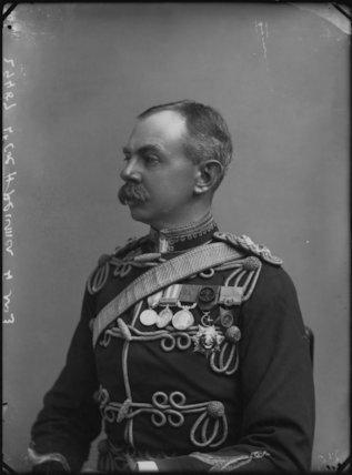 Herbert Plumer, 1st Viscount Plumer