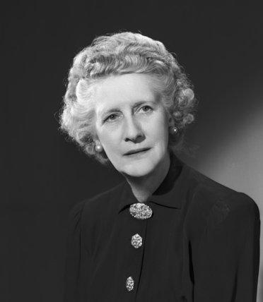 Joan Amy (née Jeffrey), Lady Hartwell