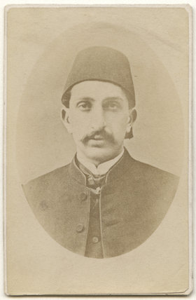 Abdul Hamid II, Sultan of the Ottoman Empire