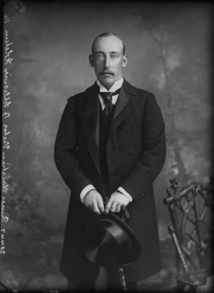 Prince Christian Victor of Schleswig-Holstein