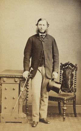 Percy Barrington, 8th Viscount Barrington