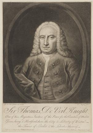 Sir Thomas de Veil
