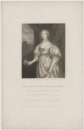 Elizabeth Cavendish (née Cecil), Countess of Devonshire