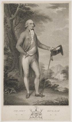 Sir John Dick, Bt