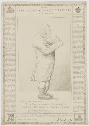 Sir John Dineley (né Dineley-Goodere), 5th Bt
