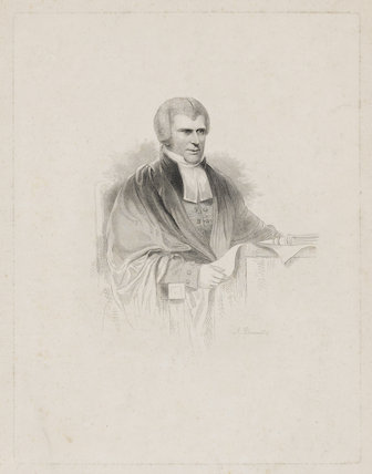 Unknown man, formerly known as John Singleton Copley, Baron Lyndhurst