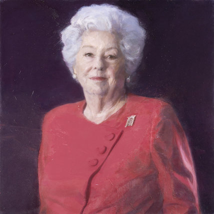 Betty Boothroyd, Baroness Boothroyd