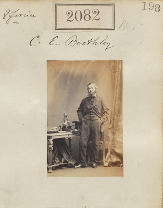 Charles Edward Boothby