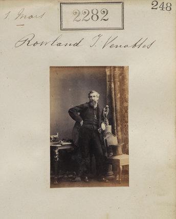 Rowland Jones Venables