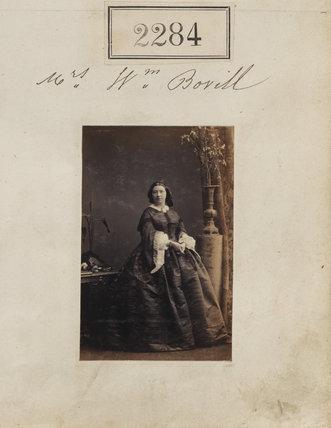 Maria (née Bolton), Lady Bovill