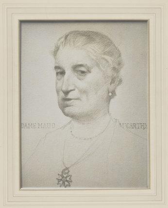 Dame (Emma) Maud McCarthy