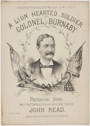 Frederick Gustavus Burnaby