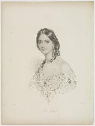 Louisa Frances Alice Coupland (née Calder)