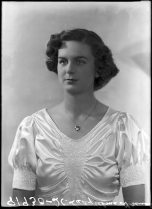 Lady (Sibell) Alma Kathleen Jolly (née Le-Poer-Trench)