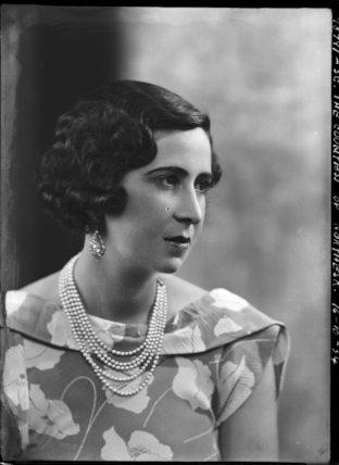 Elizabeth (née Vlasto), Countess of Northesk