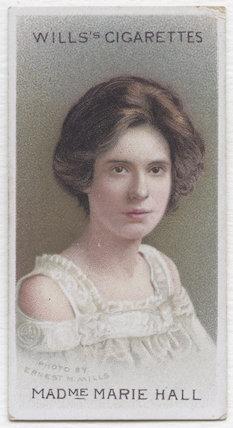 Marie Hall