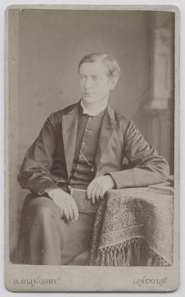 Edward Tucker Leeke