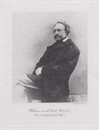 (William) Bingham Baring, 2nd Baron Ashburton
