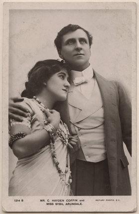 Sybil Arundale (née Kelly); Charles Hayden Coffin