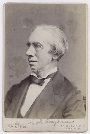 Sir George Alexander MacFarren