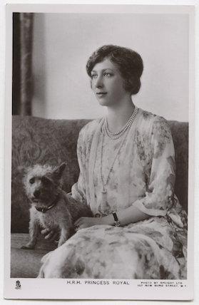 Princess Mary, Countess of Harewood