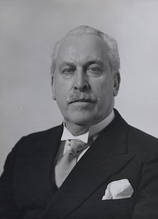 Sir Arthur Edward Drummond Bliss