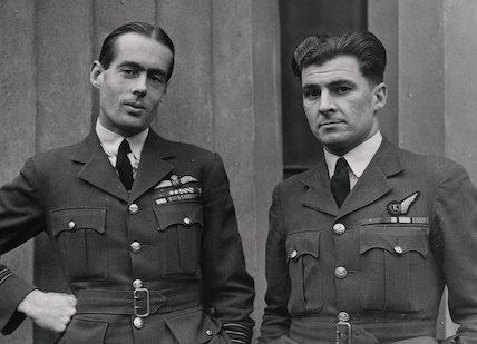 Leonard Cheshire, Baron Cheshire; Norman Cyril Jackson