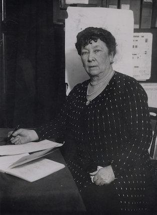 Emma Isabel Cruft (née Hartshorn)