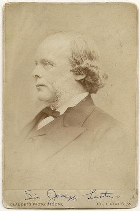 Joseph Lister, Baron Lister