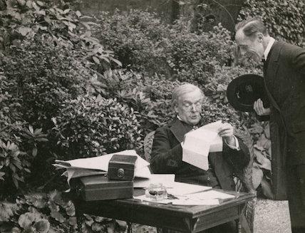 David Lloyd George; D. W. Griffith