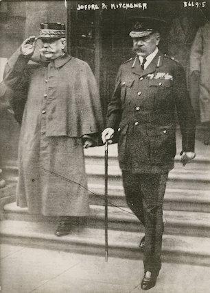 Joseph-Jacques-Césaire Joffre; Herbert Kitchener, 1st Earl Kitchener