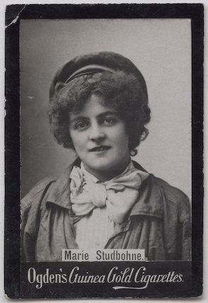 Marie Studholme (Marion Lupton)