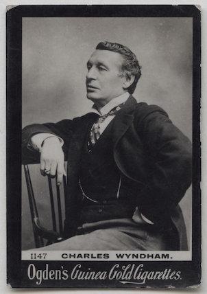 Sir Charles Wyndham (Charles Culverwell)