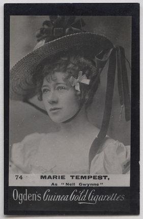 Marie Tempest as Nell Gwynne