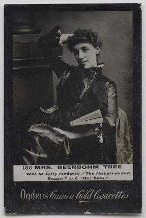 Maud (née Holt), Lady Beerbohm Tree