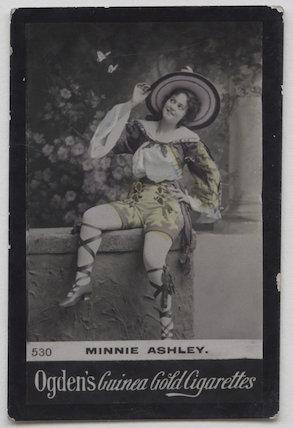 Minnie Ashley