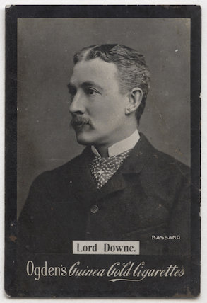 Hugh Richard Dawnay, 8th Viscount Downe