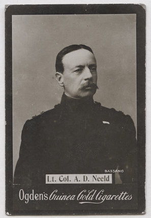 Sir Audley Dallas Neeld, 3rd Bt