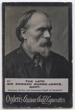 Sir Edward Coley Burne-Jones, 1st Bt