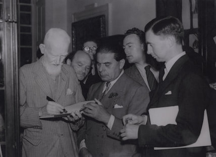 George Bernard Shaw; Gabriel Pascal