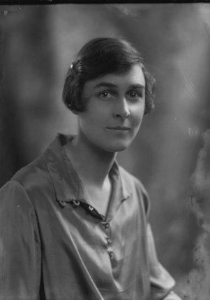 Betty Brooke Anderson (née Etherington)