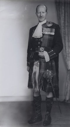 Dudley Gladstone Gordon, 3rd Marquess of Aberdeen and Temair