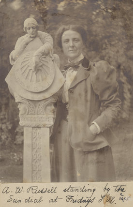 Alys Whitall Russell (née Pearsall Smith)
