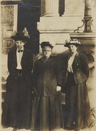 Ray Strachey; Anna Howard Shaw; Ellie Rendel