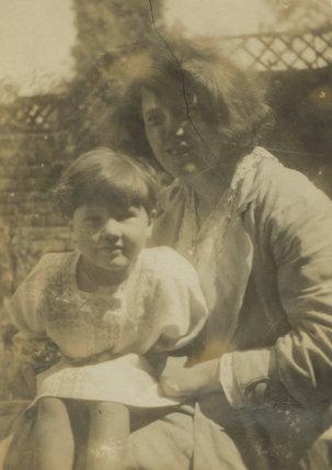 Barbara Strachey (Hultin, later Halpern); Ray Strachey